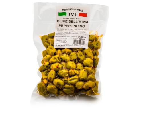 olive al peperoncino di nuova ivi